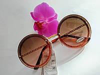 Стильные солнцезащитные женские очки градиент (0689), фото 1