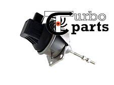Актуатор / клапан турбіни Audi A1 1.6 TDI від 2010 р. в. - 54399700086, 54399700098, 54399700114