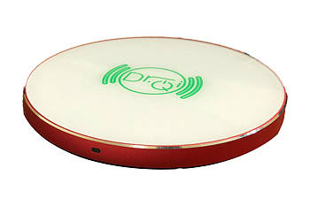 Бездротове зарядний пристрій Dr.Qi Home Premium Solution (Red)