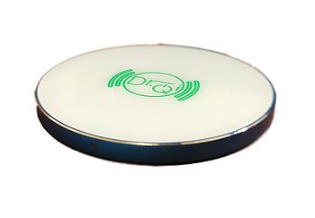 Беспроводное зарядное устройство Dr.Qi Home Premium Solution (silver)