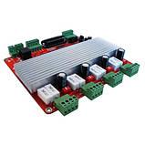 4-осевой контроллер шаговых двигателей ЧПУ TB6560, фото 2