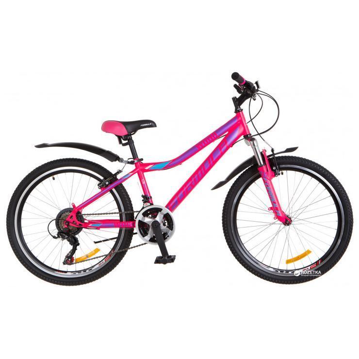 """Подростковый горный алюминиевый Велосипед 24"""" Formula WOOD 14G 2020 AL"""