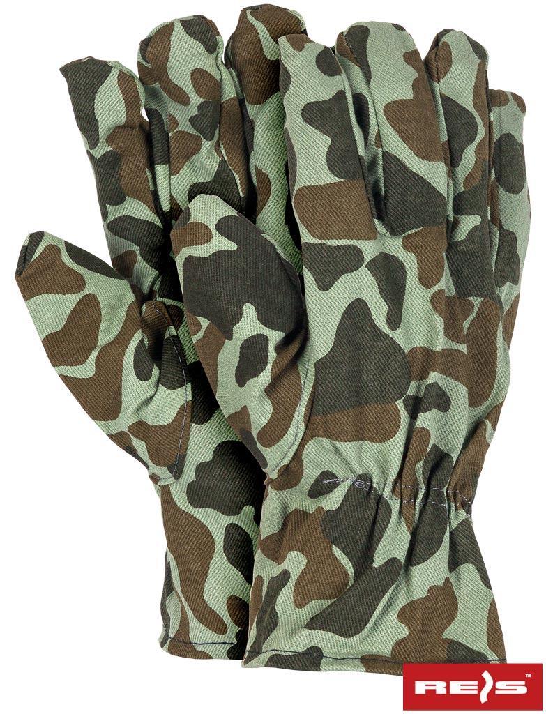 Защитные тиковые перчатки RD-MORO MO
