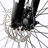 """Велосипед IMPULS MORGAN 29"""" 1,0 черно-салатовый Рама 20"""" 2020г, фото 7"""