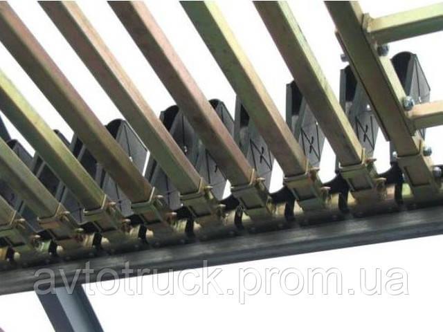Лента с тележками для сдвижной крыши