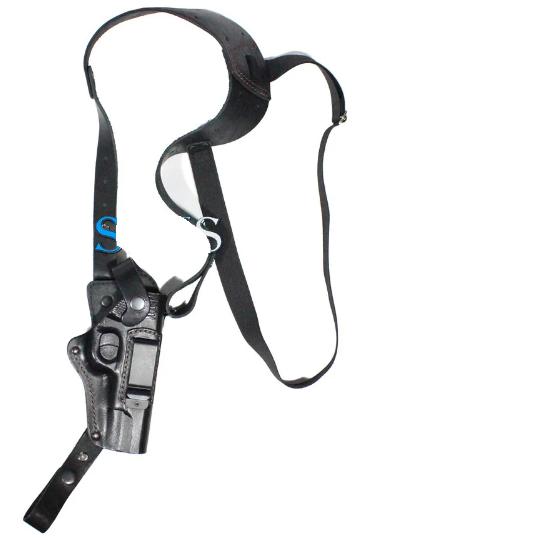 Кобура оперативная кожаная для пистолета ТТ  + есть  скоба (для скрытого ношения), можно носить на поясе