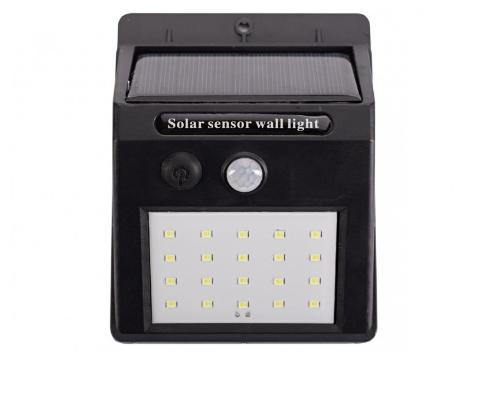 Садово-паркові LED світильники на сонячній батареї