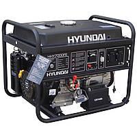 Однофазный бензиновый генератор HYUNDAI HHY 7000FЕ (5.5 кВт)