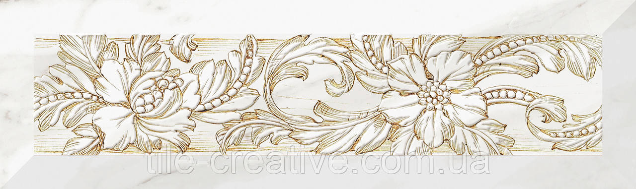 Керамічна плитка Декор Дорато 8,5x28,5x9,2 VT\A132\9034