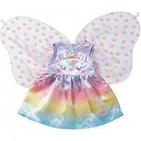 """Одежда для куклы Беби Борн - Платье """"Сказочная фея"""", Baby Born Zapf Creation 3+ (829301)"""