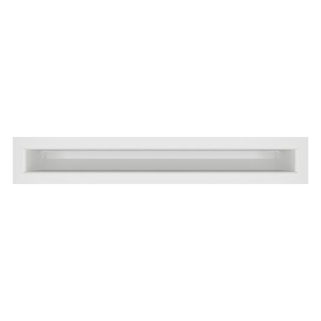 Вентиляційна решітка для каміна SAVEN Loft 60х400 біла