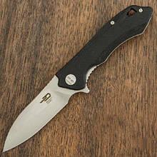 Нiж складний Bestech Knife BELUGA Black BG11D-2