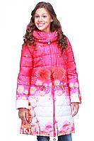 Детская куртка с красивым рисунком, фото 1