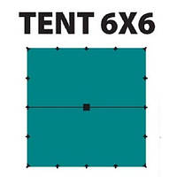Тент Tramp 6x6, TRT-103.04