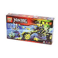 "Конструктор LEPIN ""NinjaG"" 323 дет."