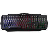 Клавиатура игровая XTRIKE ME Gaming KB-302, черная