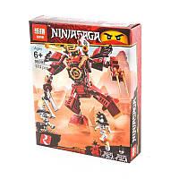 "Конструктор LEPIN ""NinjaG"" 173 дет."