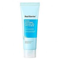 Заспокійливий пілінг з ензимами Real Barrier Aqua Soothing Peeling Gel 120 мл
