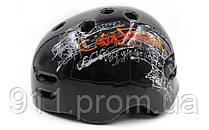 Шлем для ВМХ и экстремального спорта, велосипеда, роликов, скейта MTV18-4 Freestyle Skating