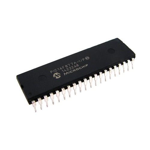 Чип PIC16F887A PIC16F887 DIP40, Микроконтроллер