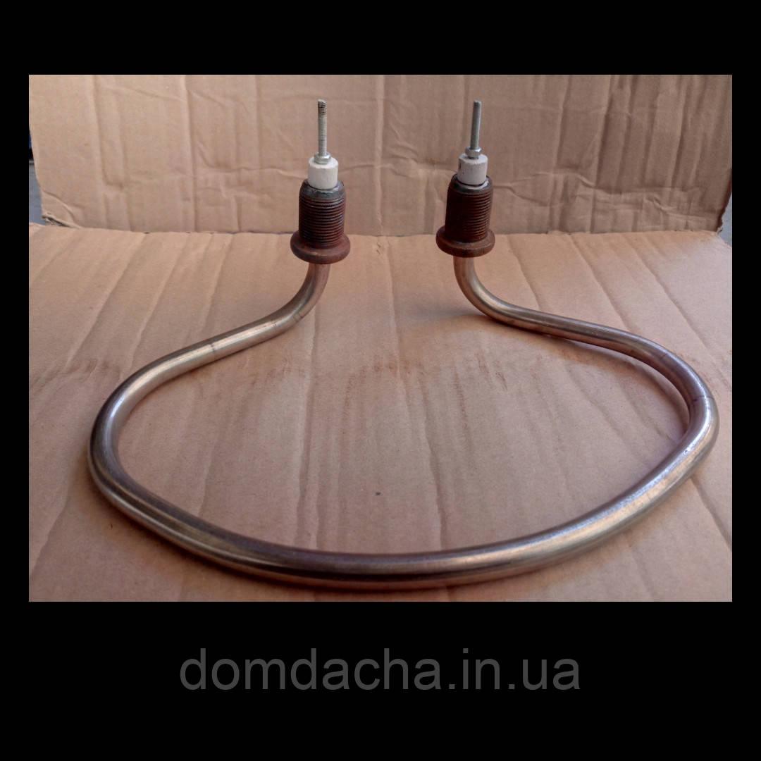 ТЕН котлової копито нержавійка d11мм 2. 5 кВт штуцер М22 Україна