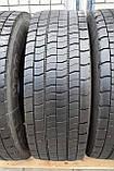 Грузовые шины б/у 285/70 R19.5 Continental HDR, ТЯГА, комплект, фото 5