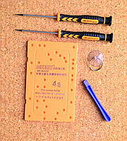 Набор инструментов для разборки мобильных телефонов и планшетов JAKEMY JM-8122
