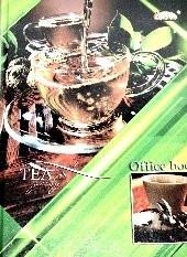 Тетрадь клетка в твердом переплете А5 96 листов ʺБрискʺ №ТВ-55 ʺGoldʺ