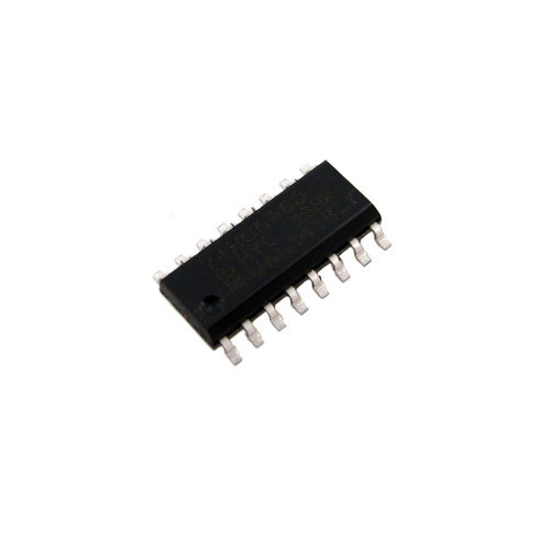 Чип SN74HC595D 74HC595D SOP16, Сдвиговый регистр 8-битный
