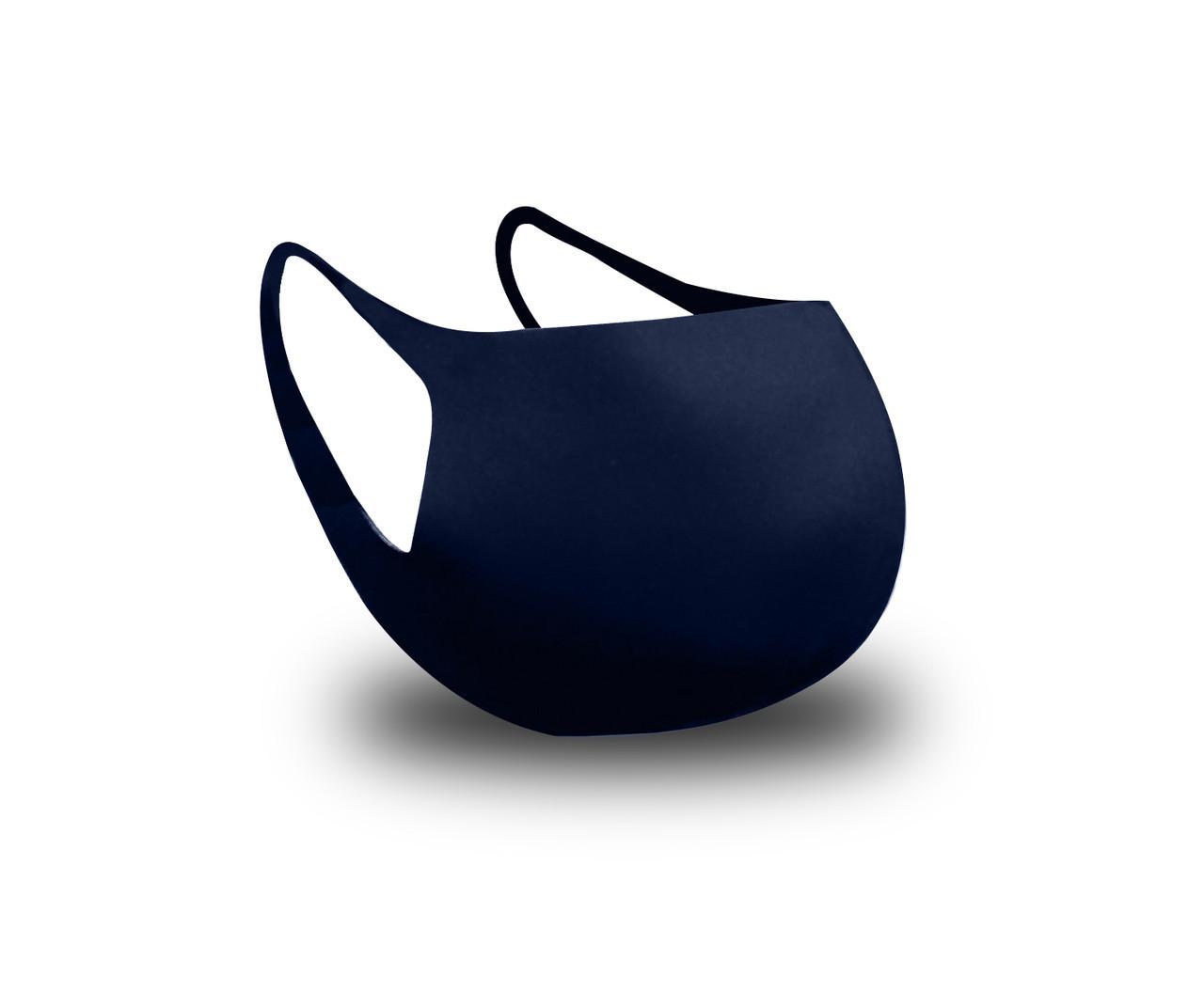 Многоразовая защитная маска для лица Fandy Standart2  синяя мужская