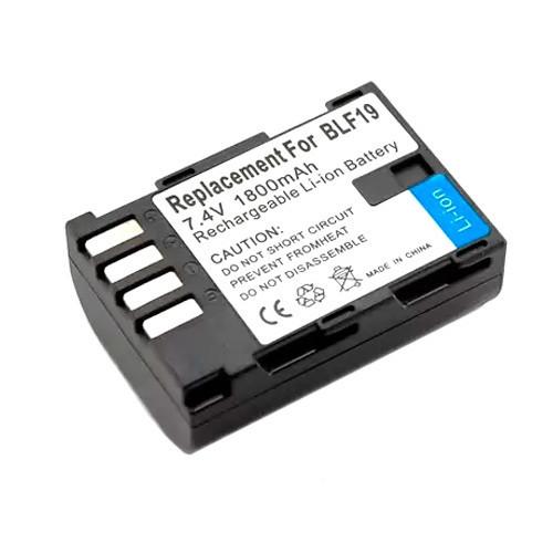 Батарея Panasonic DMW-BLF19 BLF19E для GH3 GH4