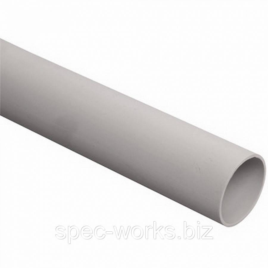 Труба ПВХ гладкая диаметр 25