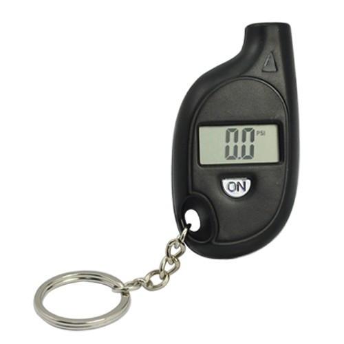 Измеритель давления в шинах цифровой, шинный манометр, брелок