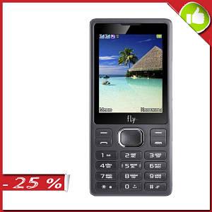 Мобильный телефон Fly FF282 Black