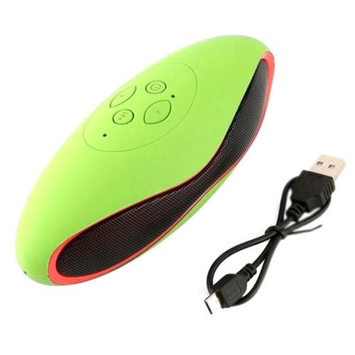 Колонка портативная Bluetooth USB MicroSD 3Вт Mini-X6U