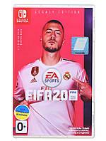 Гра FIFA20 Legacy Edition (Nintendo)
