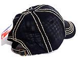 Кепка подростковая Fila, черная (55-56 см), фото 2