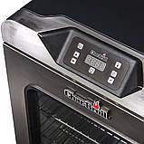 Электрическая коптильня Char-Broil Deluxe Digital Electric Smoker, фото 4