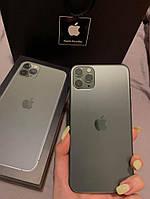 Официальная копия Iphone 11 Pro Max 128 Гб / Подарок 8D закаленное защитное стекло