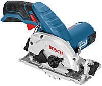 Аккумуляторная дисковая пила  Bosch GKS 12V-26 (06016A1001)