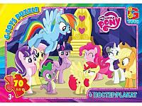 """Пазлы """"My little Pony"""", 70 эл"""