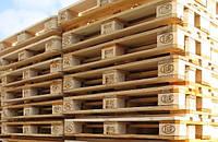 Поддоны новые, деревянная тара