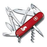 1.3653.72 Ніж Victorinox Swiss Army Angler червоний, фото 2
