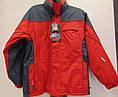 Куртка лыжная DENVER Campus красного цвета.