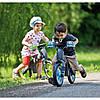 Детский велосипед (беговел) Bellelli B-Bip розовый с белой рамой SKD-90-81, фото 3