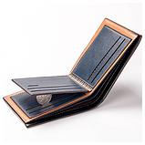 Мужской кошелек Baellerry Fuerdanni коричневый, фото 2
