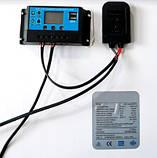 Раскладная солнечная панель 100 Вт ( 2 х 50 Вт ) с опорой и контроллером, фото 7