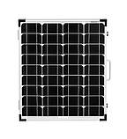 Раскладная солнечная панель 100 Вт ( 2 х 50 Вт ) с опорой и контроллером, фото 8