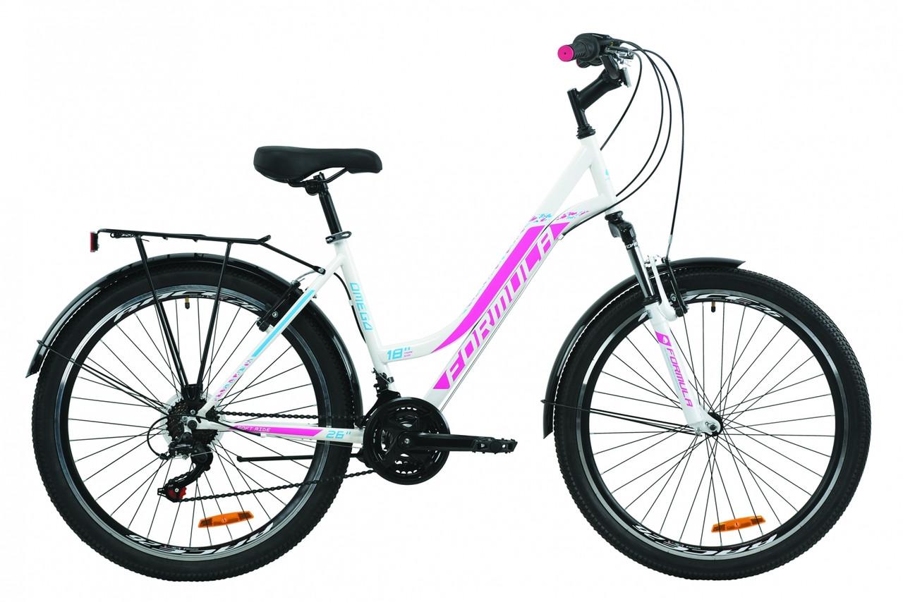 """Городской велосипед  26"""" Formula OMEGA AM Vbr 2020 St"""