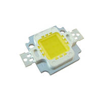 Светодиодная матрица LED 10Вт 900-1000лм 9-12В, тепл. белая